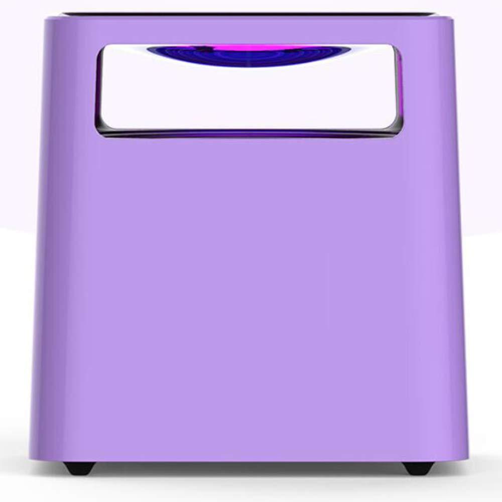 Purple USB Mosquito Killer Home Indoor Mosquito Killer Light Smart Pregnant Baby Insect Killer,Purple