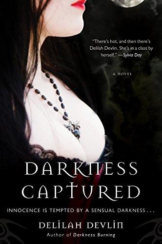 Read Online Darkness Captured: A Novel (Dark Realm Series) PDF