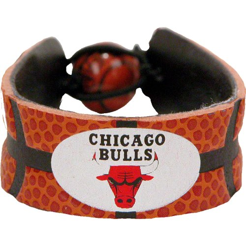 Chicago Bulls Classic Basketball Bracelet (Bracelet Bulls Nba Chicago)