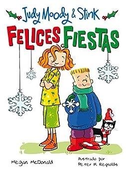 Judy Moody & Stink. Felices Fiestas eBook: Megan McDonald ...