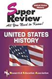 img - for U.S. History Super Review (Super Reviews Study Guides) by Jerome McDuffie Ph.D (2005-06-17) book / textbook / text book
