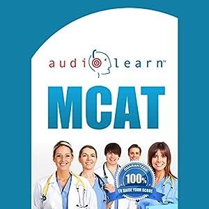 MCAT AudioLearn Audiobook