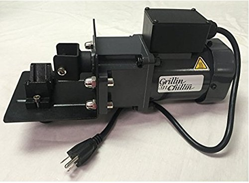 Build Your Own Rotisserie GC-150 Rotisserie Motor by Grillin an Chillin