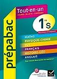 img - for Prepabac Tout-en-un: Toute La 1e S (French Edition) book / textbook / text book