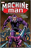 img - for Machine Man by Kirby & Ditko: The Complete Collection book / textbook / text book