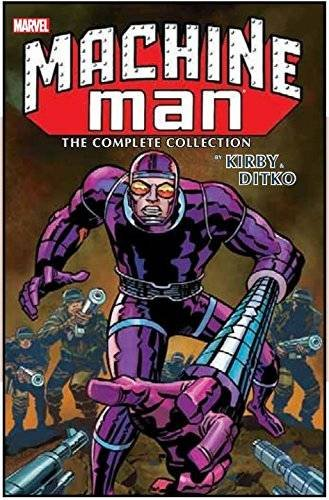 Machine Man by Kirby & Ditko: The Complete Collection ()
