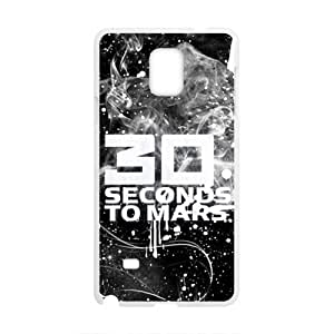 30 Seconds to Mars Cell Phone Case for Samsung Galaxy Note4 by mcsharks