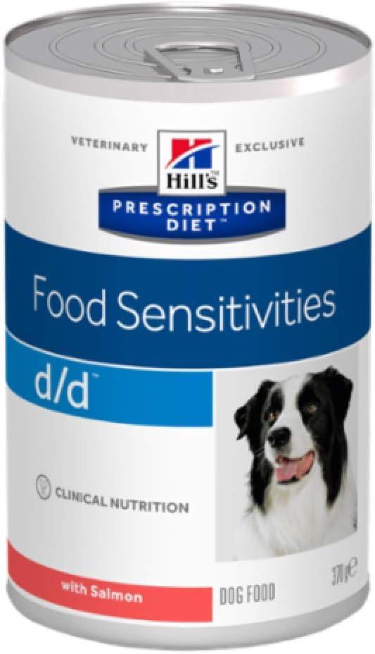 Hill's Canine D/D Salmon Comida para Perros - 370 gr