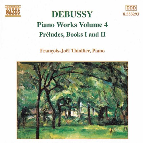 - Debussy: Piano Music, Vol. 4 - Preludes, Books 1 And 2
