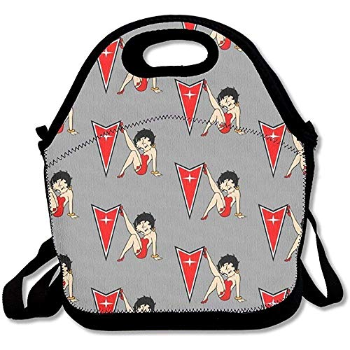 Betty Boop Gift Bag - Flyss Pontiac Betty Boop Handbag Temperament For Girl