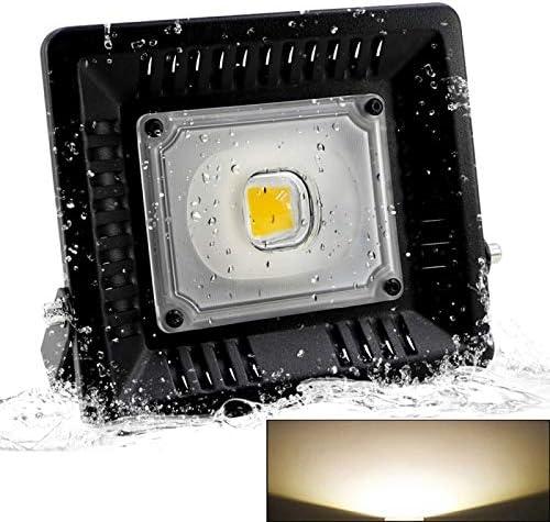 Lámpara de proyector LED impermeable 50 W, flujo luminoso: 4000 lm ...