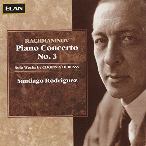 Rachmaninov Piano Concerto No. 3, Solo Works by Chopin & Debussy