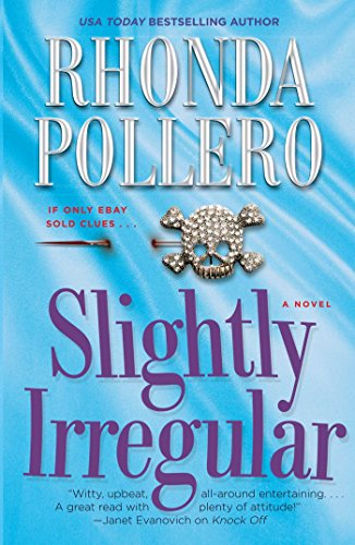 Slightly Irregular (Finley Anderson Tanner Mysteries)