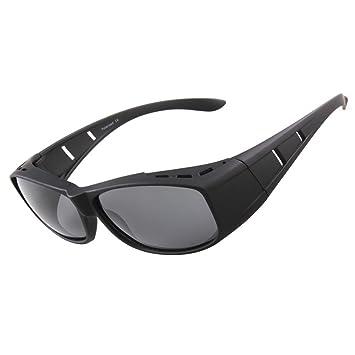 Bang Long Gafas de sol fitovers para gafas polarizadas gafas de sol