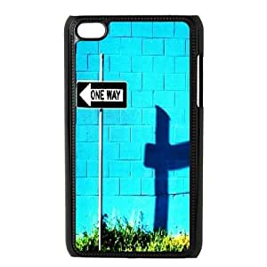 Jesus quotes New Printed Case for ipod Touch 4, diseño único Jesús citas caso