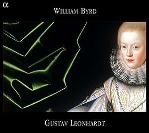 Byrd: Harpsichord music /Leonhardt