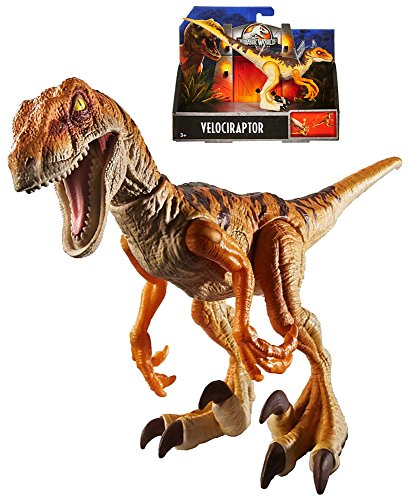 Velociraptor Dinosaur Jurassic World Legacy Collection Posable Figure 6