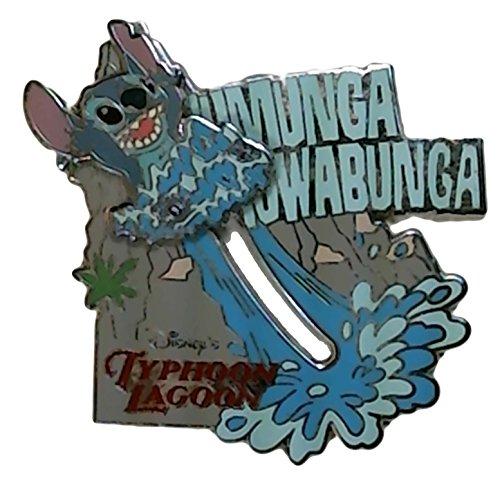 Disney Pin Stitch Typhoon Lagoon Humunga ()
