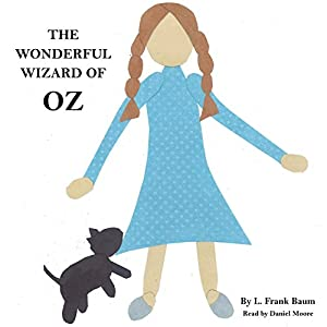 L. Frank Baum's Wonderful Wizard of Oz Audiobook