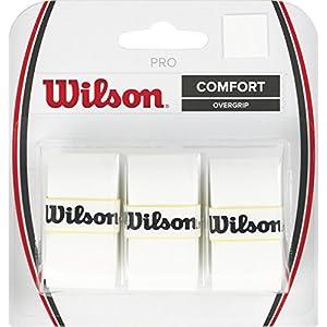 גריפים מקצועיים של חברת WILSON לשיפור האחיזה של מחבט הטניס