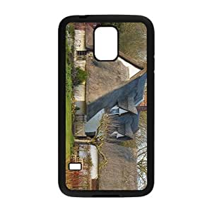 England Houses Hight Quality Case for Samsung Galaxy S5