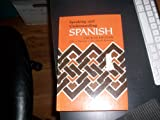Speaking and Understanding Spanish, John Archie Thompson and Alfredo Berumen, 0030009863