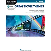 Image for Great Movie Themes: for Flute Instrumental Play-Along (Hal Leonard Instrumental Play-along)