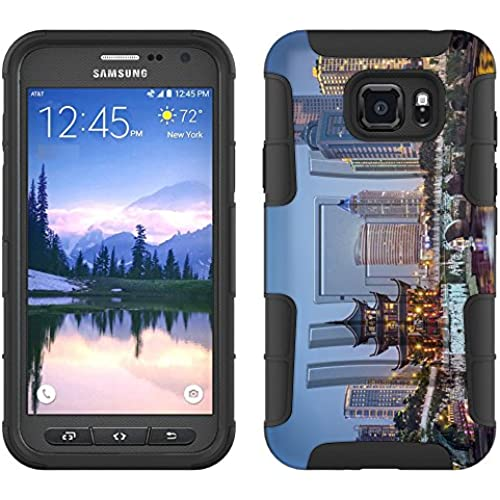 Samsung Galaxy S7 Active Armor Hybrid Case Guiyang, China at Jiaxu Pavilion on the Nanming River 2 Piece Case with Holster for Samsung Galaxy S7 Active Sales