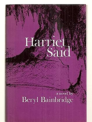 book cover of Harriet Said