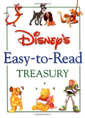 Disney Fairy Tale Treasury - Disney's Easy to Read Treasury Storybook
