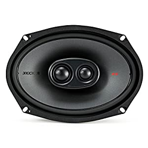 """Kicker KSC69304 KSC6930 6x9"""" 3-way Speakers with 1"""" and .75"""" tweeters 4-Ohm"""