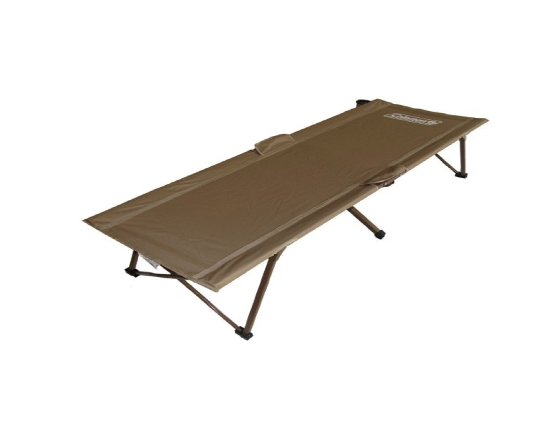 Ore International M0501 Camping Cot, Soft Green, 16 x 74-Inch by ORE B00NTXKMH6