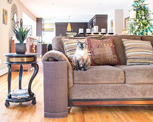 Sofa Scratcher Cat Scratching Post Amp Couch Corner