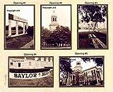 Baylor University Photo College Collage - Waco, TX