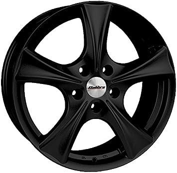 Calibre y8805120yba5050 _ 19115 Trek Rueda de Aleación para Volkswagen Amarok a Partir de 2010, 8 x 45,7 cm, Color Negro: Amazon.es: Coche y moto