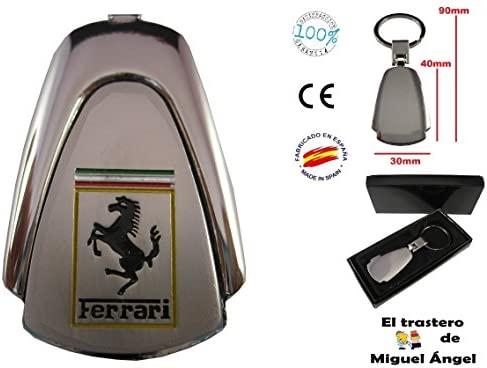 ETMA Llavero de Coche Compatible con Ferrari lla013-36