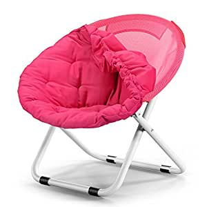 Amazon.com: Lavable silla plegable/adulto luna silla/tumbona ...