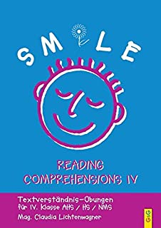 Smile 3 - Reading Comprehensions: Textverständnis-Übungen für die 3 ...