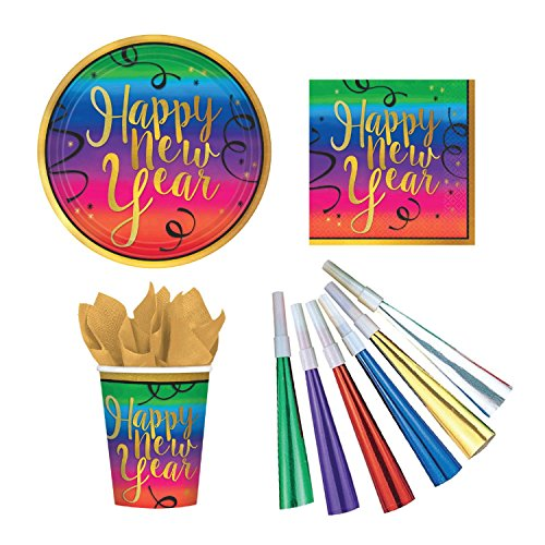 New Years Eve Party Pack for 18 Guests