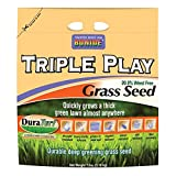 Bonide 037321602743 60274 7 Lb Triple Play Grass Seed
