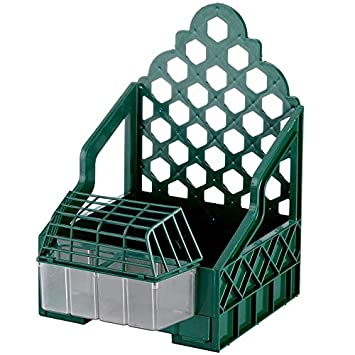 Copele 70672 Soporte Plástico Jaula Reclamo Perdices, Verde ...