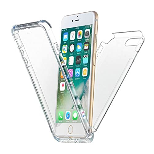 IPhone 7 Plus Case 8 New Trent ESobala 7P Full Body Transparent With Built In Screen Protector For Apple 2016 And
