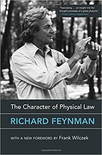 image for The Character of Physical Law (The MIT Press)