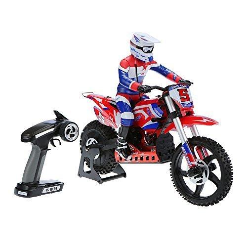 Goolsky SKYRC SR5 1:4 Scale Dirt Bike Super Stabilizing Electric RC Motorcycle Brushless RTR RC Toys [並行輸入品] B01N7ORXRF