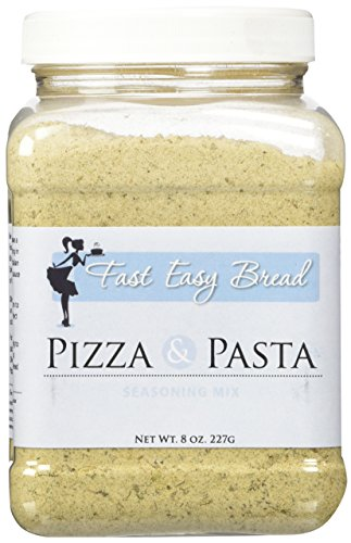 Pizza & Pasta Seasoning: Perfect Blend of Herbs and Spices to Make the Authetic Italian Pizza Sauce or Pasta Sauce ()
