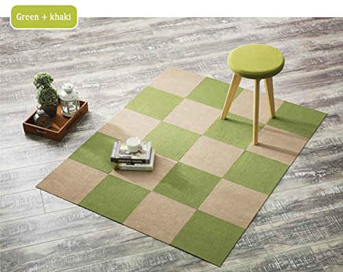 Mcdustry Peel And Stick Carpet Tiles In Any Rooms Non Slip