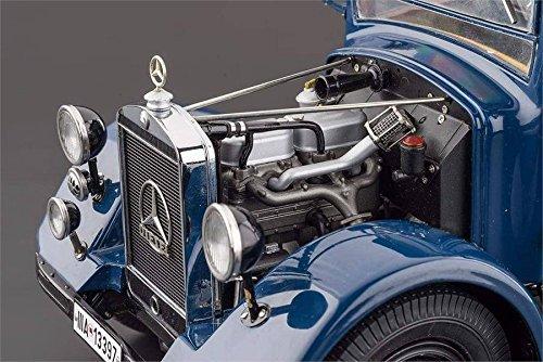CMC-Classic Model Cars Mercedes-Benz LKW LO 2750 Racecar Truck, 1934-38
