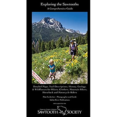 Partners West Exploring the Sawtooths: A Comprehensive Guide