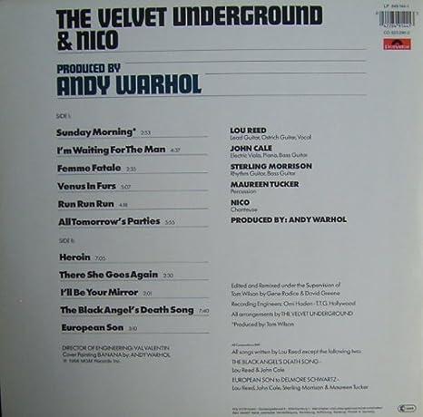& Nico Banana Album : Velvet Underground, the: Amazon.es: Música