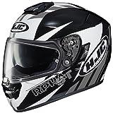 HJC Helmets 1604-952 RPHA-ST Rugal Full-Face Motorcycle Helmet (MC-5, Small)